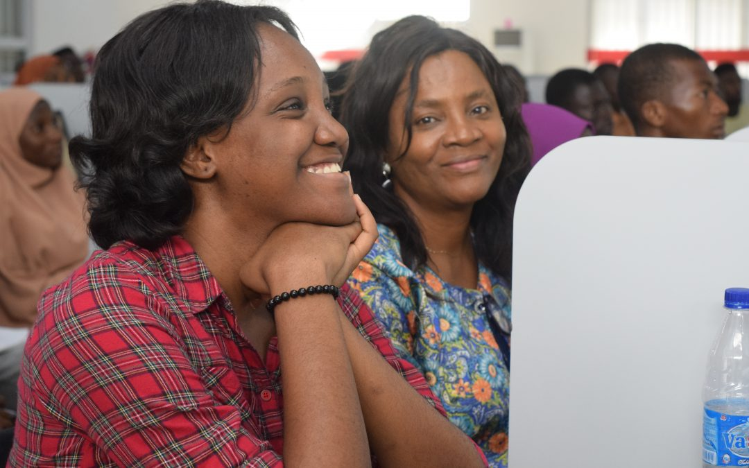 We are proud to be sponsors of Girls In Tech Bootcamp Lagos Edition.